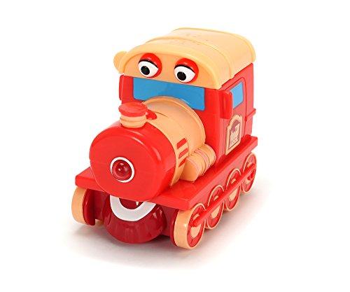 Dickie Toys 203121004Héroes Ciudad–Zara Tren