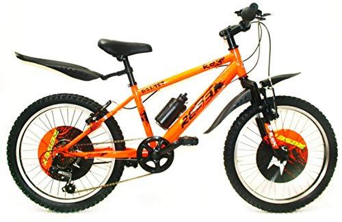 Reset Bicicletta per Ragazzo 20' 6V Rok Arancione