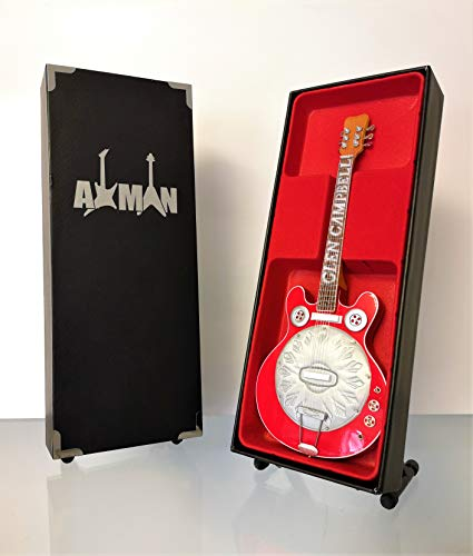 Glen Campbell Custom Dobro Californian Electric Resonator – Miniatur-Gitarre Nachbildung