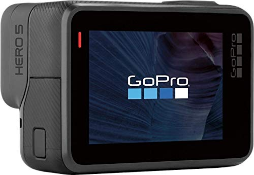 Gopro hero5 black waterproof digital action camera w/ 4k hd video & 12mp photo (renewed) 4 this certified refurbished product is tested and certified to look and work like new. The refurbishing process includes functionality testing, basic cleaning, inspection, and repackaging. The product ships with all relevant accessories, a minimum 90-day warranty, and may arrive in a generic box. Only select sellers who maintain a high performance bar may offer certified refurbished products on amazon. Com