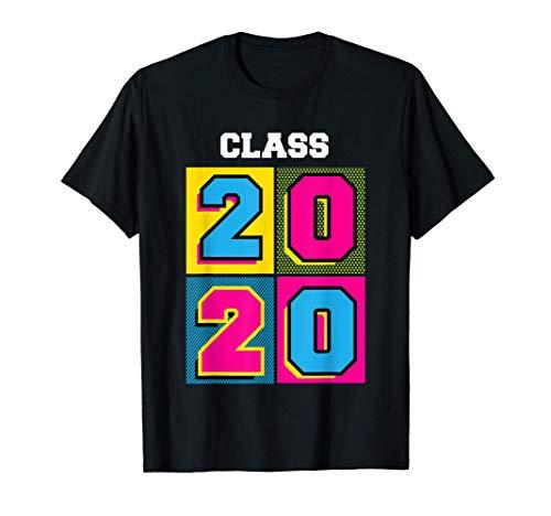 Class 2020 T-shirt, Grade 2020, Class 2020 Graduation T-Shirt