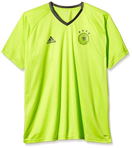 adidas Herren Trainingstrikot UEFA Euro 2016 DFB, grün/schwarz, L, AC6545