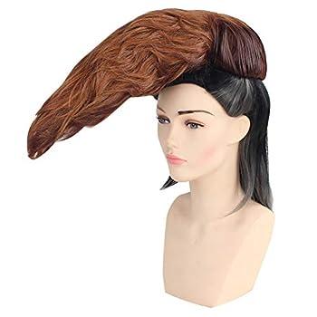 Anime Danganronpa V3 Mondo Owada Cosplay Hairwear Short Dark Brown Wig+Wig Cap-Owada world