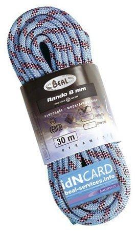 Beal Rando – Cuerda de senderismo (tamaño: 20 m)