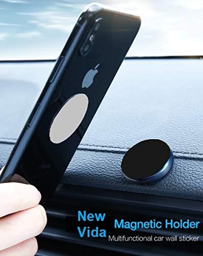 Vida UK Floveme - Supporto Magnetico per Telefono Cellulare, Universale, Multiuso, per iPhone e Samsung