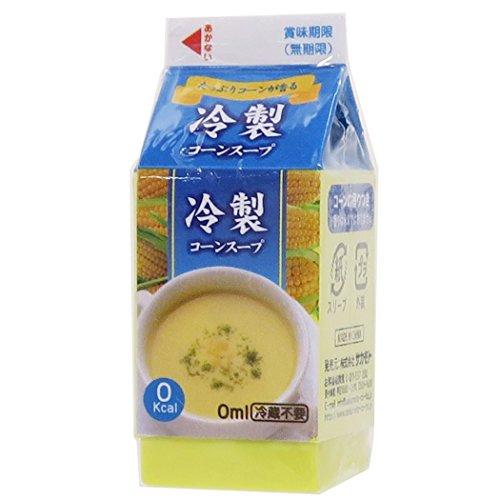 サカモト『具入り練り消し コーンスープの香り』