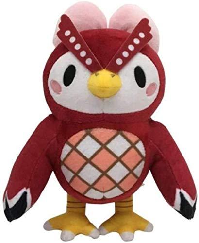 NC56 Plüschtiere Animal Crossing Plüschstiche Marschall Bob Celeste Ketchup Raymond Judy Gefüllte Puppe Figur Spielzeug Kinder Geschenk 21 cm