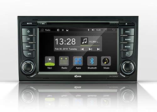 Radical R-C10AD2 Android autoradio Audi A4 B7/3R 2004-2013