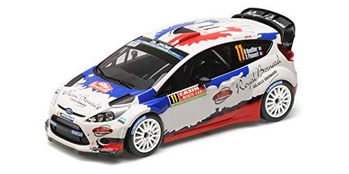 Minichamps 151140811 - Ford Fiesta Rs WRC Bouffier Panseri Rally Monte Carlo 2014 - maßstab 1/18 - Sammlerstück Miniatur