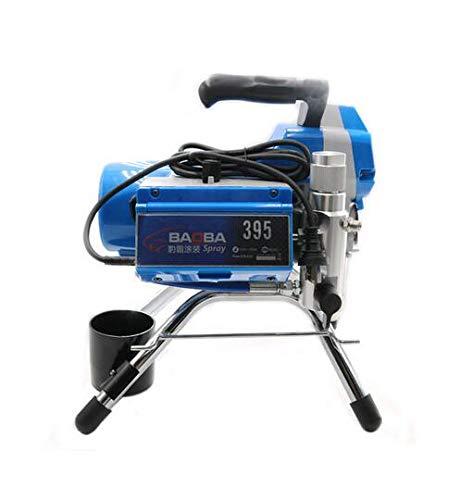 Neue Airless-Hochdruck-Spritzmaschine Airless-Spritzpistole elektrische Airless-Farbspritzmaschine 390 395 Lackiermaschine,Smartcontrol