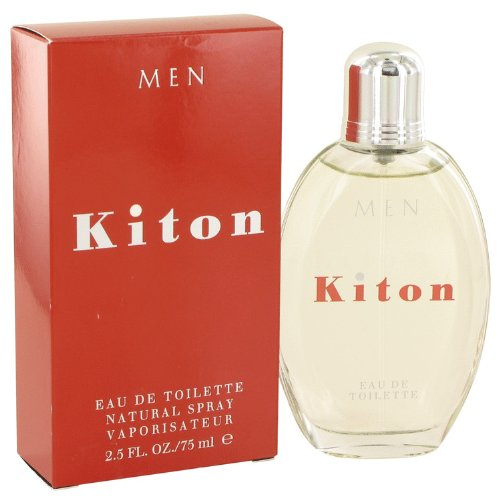 Kiton by Kiton Eau De Toilette Spray 75 ml for Men by Kiton