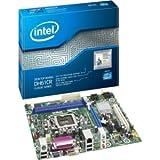 Intel Classic DH61CR Desktop Motherboard - Intel H61 Express Chipset - Socket H2 LGA-1155 - Micro ATX - 1 x Processor Support - 8 GB DDR3 SDRAM Maximum RAM - Serial ATA/300 - CPU Dependent Video - 1 x PCIe x16 Slot-by INTEL