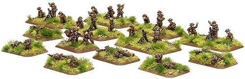 British  Mortar Platoon by Battlefront Miniatures