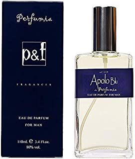 APOLO BLU by p&f Perfumia Eau de Parfum para hombre Vaporizador (110 ml)