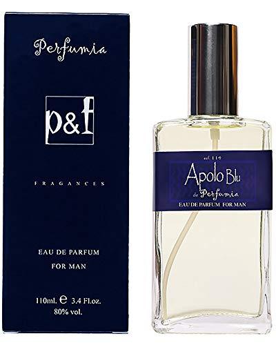 APOLO-BLU by p&f, Eau de Parfum para hombre, Vaporizador (110 ml)