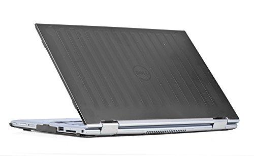 mCover Hard Shell Case voor 11,6 inch Dell Inspiron 11 3147/3148 2-in-1 converteerbare laptop (zwart) (** NIET compatibel met Dell Inspiron 11 model 3137/3138 touchscreen **)