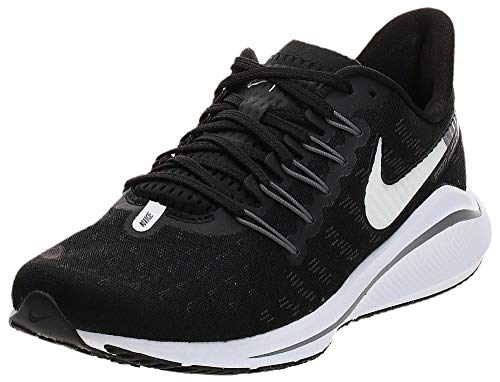 Nike Women's Air Zoom Vomero 14 Running Shoe Black/Thunder Grey/White 10 M US