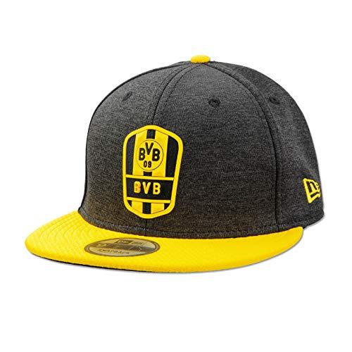9FIFTY BVB Borussia Dortmund Fanartikel BVB-Kappe Schwarzgelb Gr. S/M
