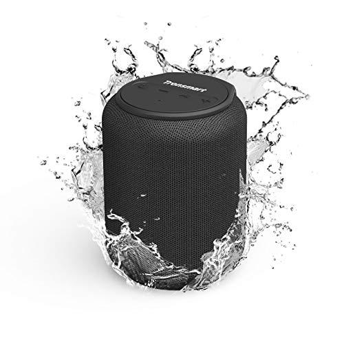 Tronsmart T6 Mini Altavoces Bluetooth 15W, 24 Horas de Reproducción, TWS Sonido Stereo 360°, IPX6 Waterproof, Altavoz portatil Bluetooth...