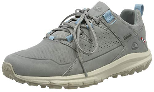 Viking Myk GTX W, Chaussures de Cross Femme Gris (Grey/bluegreen 347) 38 EU