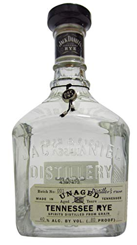 Jack Daniels - Unaged Tennessee Rye - Whisky