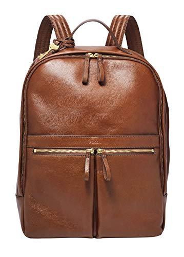 Fossil Womens TESS Backpack, Brown, Einheitsgr e