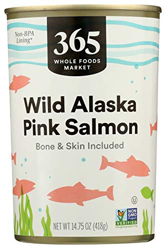 365 Everyday Value, Alaskan Wild Salmon, Pink, 14.75 oz