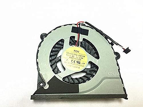 Ellenbogenorthese-LQ Nuevo Ventilador de refrigeración de CPU para computadora portátil para Samsung DFS200105000T FG39 BA31-00152A (Color : Default)