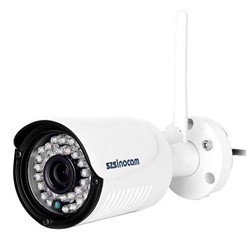 Telecamera singola WLAN IP per kit