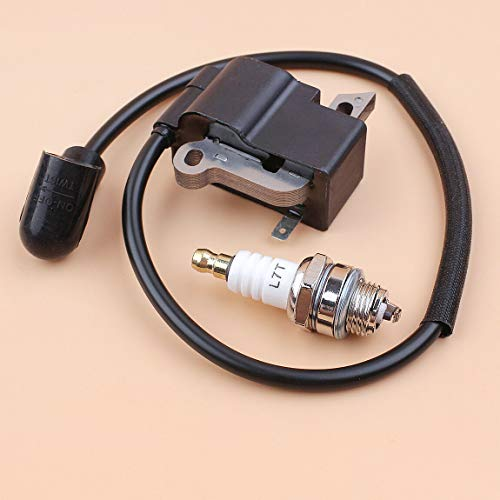 Replacement Parts, Ignition Coil Module Spark Plug for Stihl Ms441 Ms 441 Chainsaw 1138 400 1300