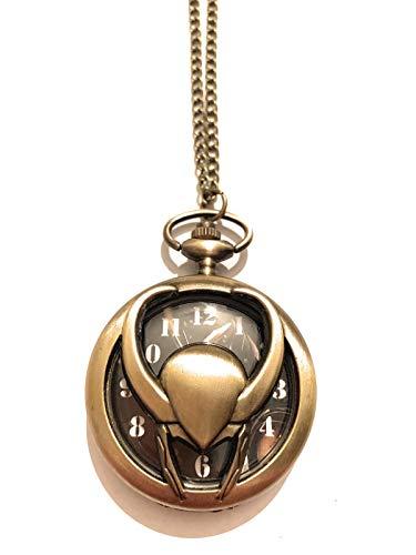 giulyscreations Halskette aus Metall, nickelfrei, für Cosplay Pop