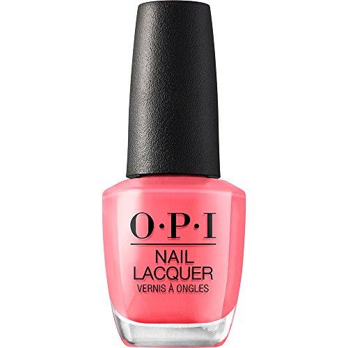 OPI(オーピーアイ) ネイル マニキュア セルフネイル ネイルポリッシュ (NLI42 エレファンタスティック ピンク) ネイルカラー サロンネイル 塗りやすい マニュキュア 15mL