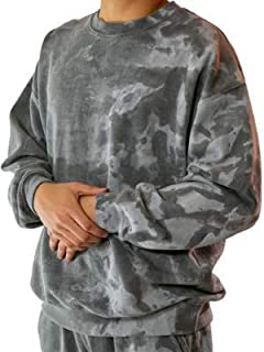 The Storm Mens Unisex, Tie dye Sweatshirt for Casual Loungewear for Gym Workout Sports