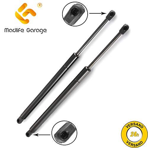 2 x Madlife Garage 1070024 Heckklappendämpfer Gasfeder Gasdruckdämpfer Gasdruckdämpfer Gasdruckfeder Focus DAW DBW