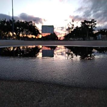 Chão molhado
