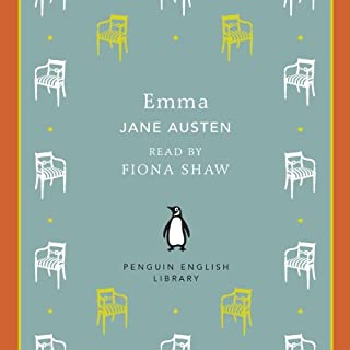 Emma                   De :                                                                                                                                 Jane Austen                               Lu par :                                                                                                                                 Fiona Shaw                      Durée : 6 h et 7 min     1 notation     Global 4,0
