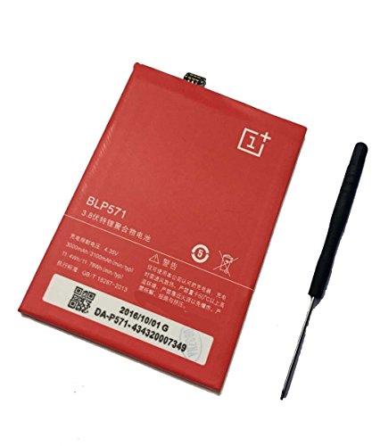 Smarthhw batería interna + herramientas de reparación para ONEPLUS ONE BLP571uno 1+ A0001Oneplus One 14GB/64GB Smartphone BLP571