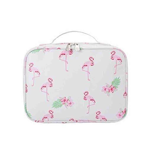 OYHBGK New Waterproof Travel Wash Bag Portable Grande Capacité Cosmétiques Sac De Rangement Femmes Voyage Maquillage Sac Zipper Cosmétique Organisateur