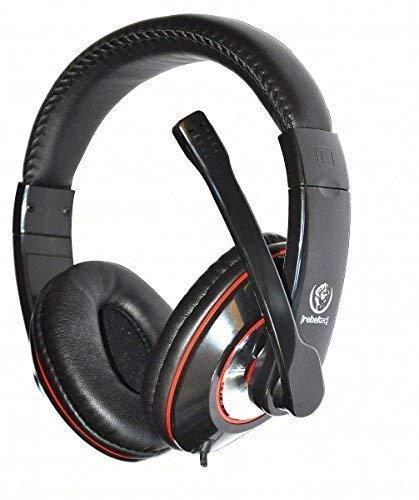 Over Ear Kopfhörer Headset Fidelio mit Mikrofon 3,5 mm Klinke Lautstärkenregler 2,1 Meter Kabellänge