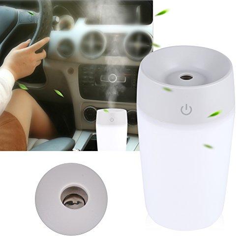 Nannday Humidificador de Forma de Copa, purificador de Aire portátil USB Mist Maker para el hogar de la Oficina del automóvil
