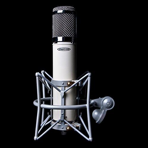 Avantone BV-12 - Micrófono Condensador de Tubo multipatrón
