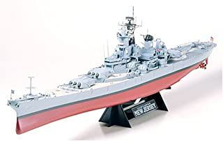 Tamiya 1/350 U.S. Battleship BB-62 New Jersey : 78005