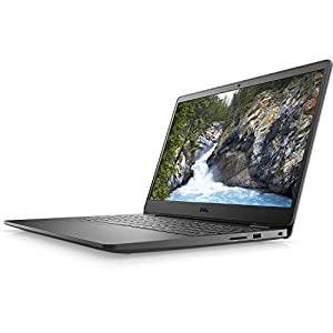 Dell Inspiron 15 3000 Laptop (2021 Latest Model), 15.6″ HD Display, Intel N4020 Dual-Core Processor, 8GB RAM, 128GB SSD, Webcam, HDMI, Bluetooth, Wi-Fi, Black, Windows 10