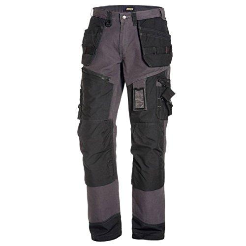 Blåkläder 1500132 Craftsman X1501 - Pantalones para hombre, color azul y negro C44