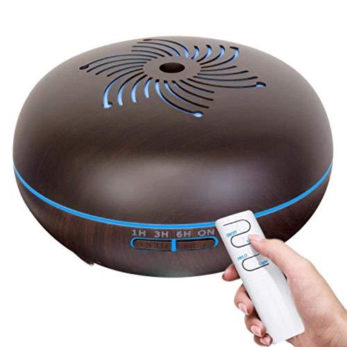 Elobaby Diffusore di Aroma 550 ML Umidificatore a ultrasuoni Cool Mist BS001...