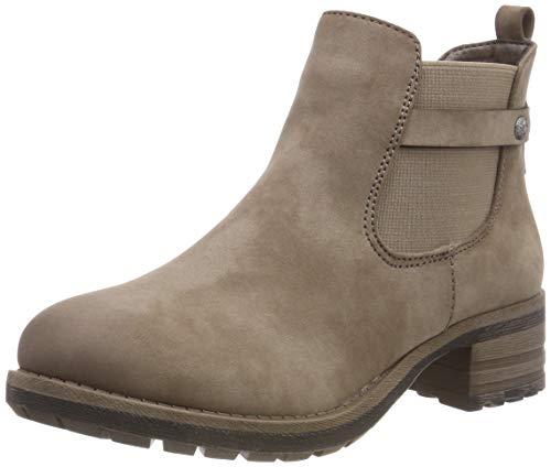 Rieker Damen 96864 Chelsea Boots, Beige (Congo 64), 41 EU