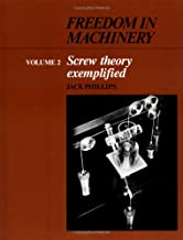 Freedom in Machinery: Volume 2, Screw Theory Exemplified
