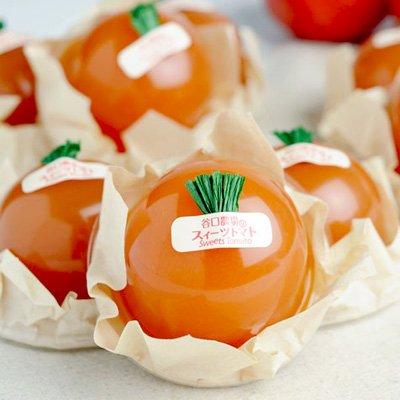 ゼリースイーツ北海道谷口農場トマト12個贈答品お取り寄せ