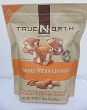 TrueNorth Almond Pecan Crunch Net Wt 20 Oz (Pack of 2)