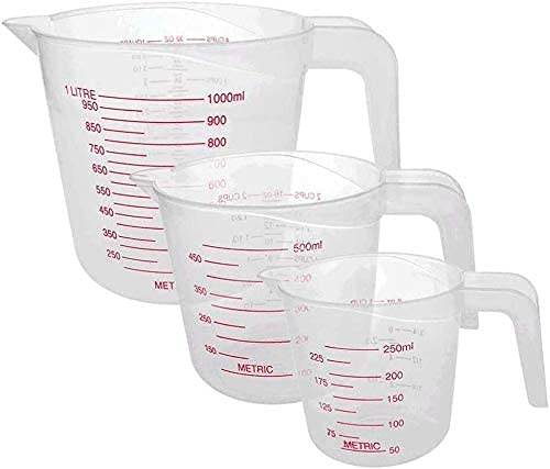 taza medidora de vidrio 500 ml fabricante JoGoi